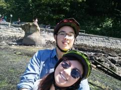 Yayyy we biking